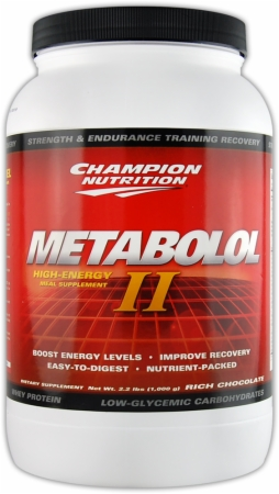 Image for Champion - Metabolol II