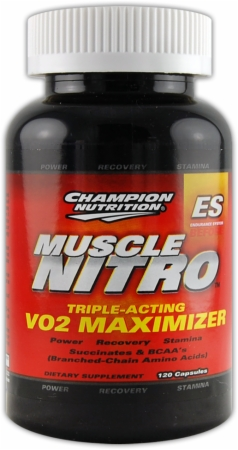 Image for Champion - Muscle Nitro