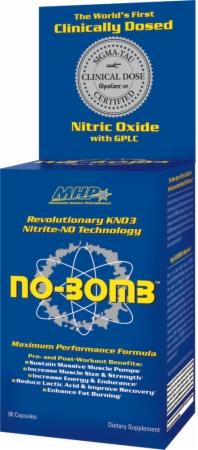 MHP NO-Bomb - 96 Capsules