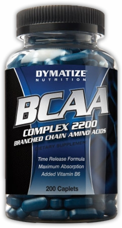 Image for Dymatize - BCAA Complex 2200
