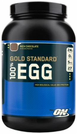 Image for Optimum Nutrition - 100% Egg Gold Standard