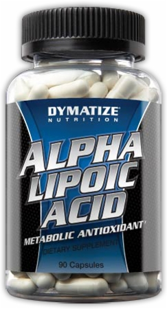 Image for Dymatize - Alpha Lipoic Acid
