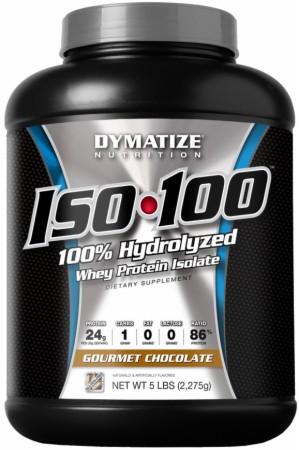 Dymatize ISO-100 - 1.6 Lbs. - Gourmet Chocolate