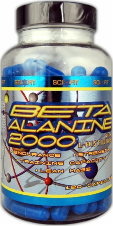 Image for SciFit - Beta Alanine 2000 Capsules