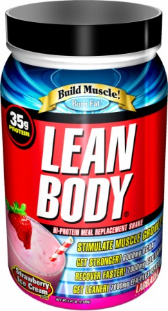 Image for Labrada - Lean Body MRP