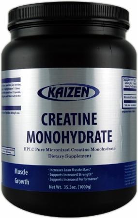Kaizen Creatine Monohydrate - 1000 Grams