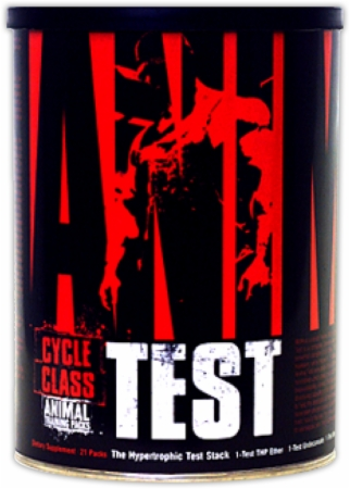 Universal Nutrition Animal Test - 21 Packs
