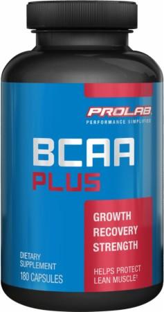 Prolab BCAA PLUS - 180 Capsules