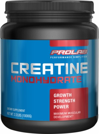 Prolab Creatine Monohydrate - 1000 Grams - Unflavored