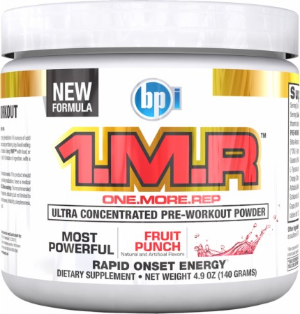BPI Sports 1.M.R Powder - 224 Grams - Watermelon