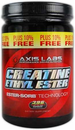 Image for Axis Labs - Creatine Ethyl Ester