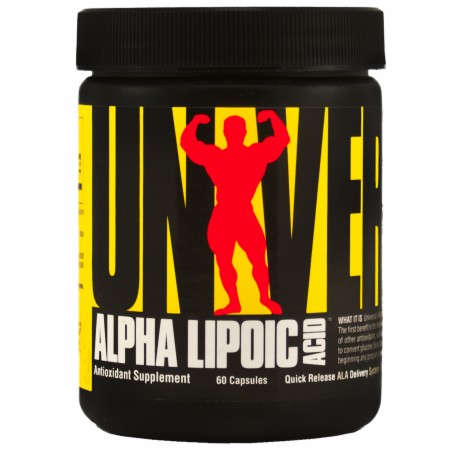 Image for Universal Nutrition - Alpha Lipoic Acid