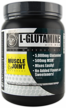 Image for IDS - L-Glutamine With MSM