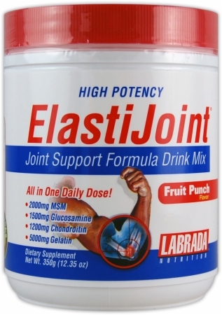 Labrada Elasti Joint - 12.35 Oz. - Fruit Punch