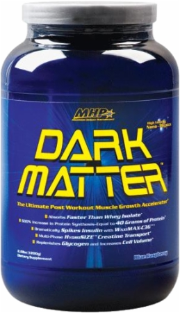 MHP Dark Matter - 2.6 Lbs. - Blue Raspberry