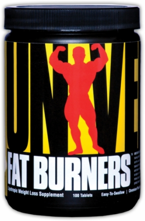 Universal Fat Burners - 100 ETS Tablets