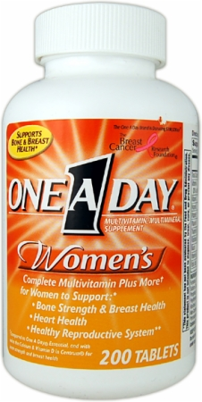 top 10 multivitamins for women 2013