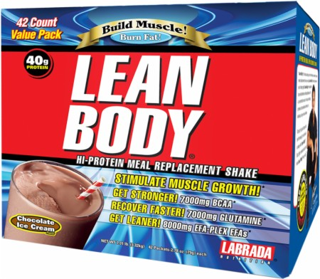 Image for Labrada - Lean Body Packets