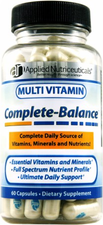 Image for Applied Nutriceuticals - Complete Balance