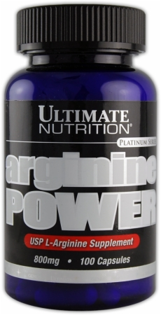 Image for Ultimate Nutrition - Arginine Power