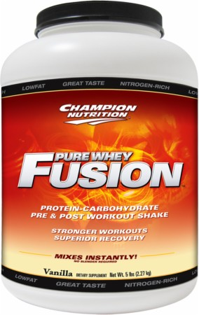 Image for Champion - Pure Whey Fusion