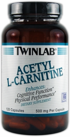 Image for Twinlab - Acetyl-L-Carnitine