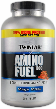 Image for Twinlab - Amino Fuel Tablets