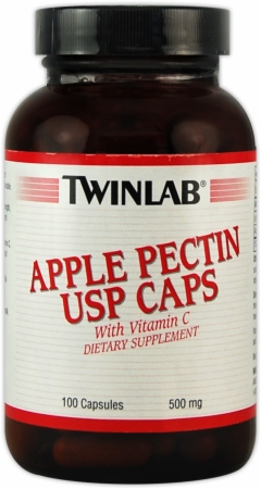 Image for Twinlab - Apple Pectin USP Caps