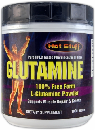 Image for Hot Stuff Nutritionals - Glutamine