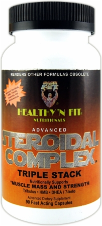 Image for Healthy 'n Fit - Advanced Steroidal Complex