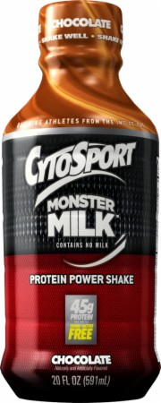 Image for CytoSport - Monster Milk RTD
