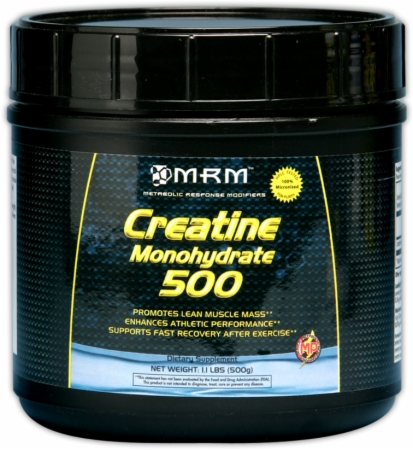 MRM Creatine Monohydrate - 1000 Grams - Unflavored