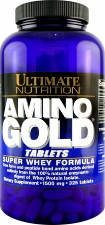 Image for Ultimate Nutrition - Amino Gold