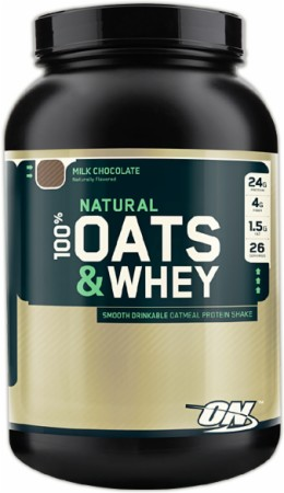 Optimum 100% Natural Oats & Whey