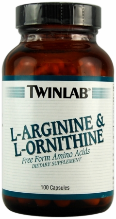 Image for Twinlab - L-Arginine L-Ornithine