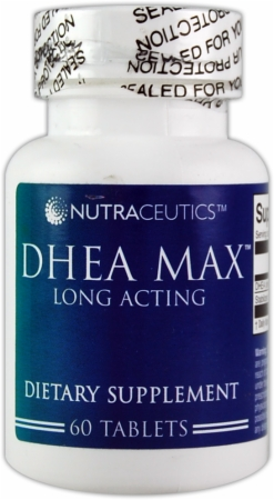 Image for Nutraceutics - DHEA MAX
