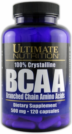 Image for Ultimate Nutrition - BCAA Capsules