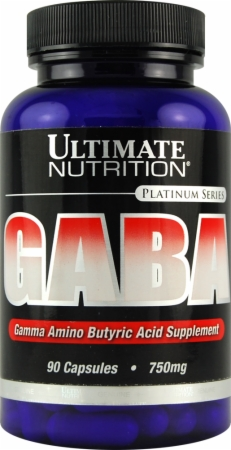 Image for Ultimate Nutrition - GABA