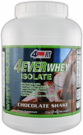 Image for 4Ever Fit - 4Ever Whey Isolate