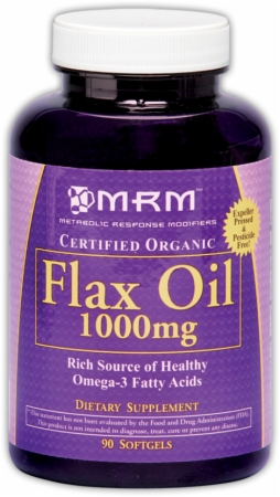 Image for MRM - Flax Oil