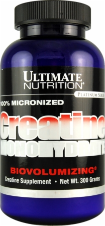 Image for Ultimate Nutrition - Creatine Monohydrate