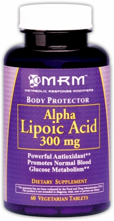 Image for MRM - Alpha Lipoic Acid