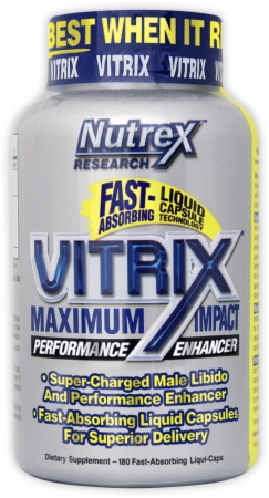 Image for Nutrex - Vitrix