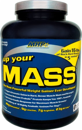 MHP Up Your Mass - 5 Lbs. - Vanilla