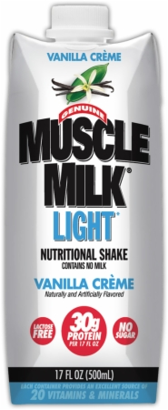Image for CytoSport - Muscle Milk Light RTD