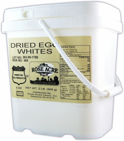 Image for Rose Acre Farms - Dried Egg Whites