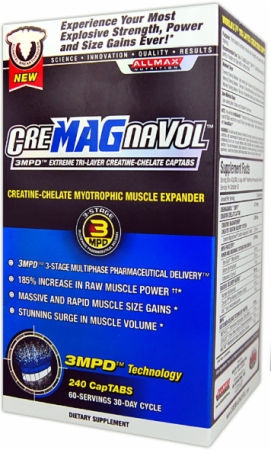 Image for AllMax Nutrition - CreMAGnaVol
