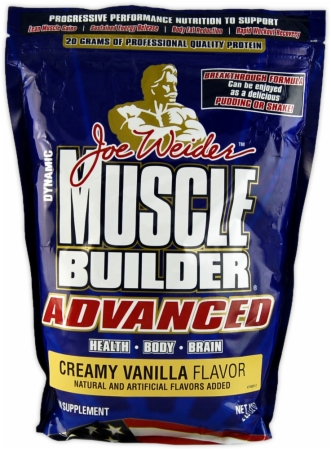 Image for Weider - Muscle Builder Advanced
