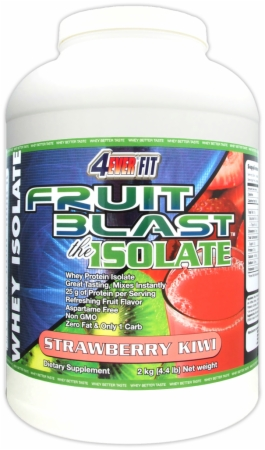 Image for 4Ever Fit - Fruit Blast - The Isolate