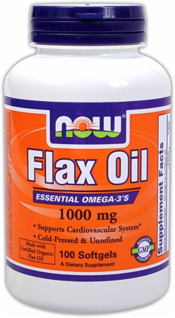 Image for NOW - Flax Oil